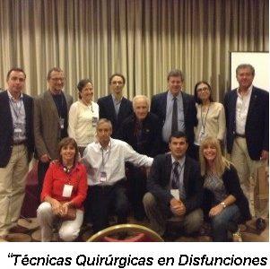 """""""Técnicas Quirúrgicas en Disfunciones de la marcha y Neurorehabilitación"""""""